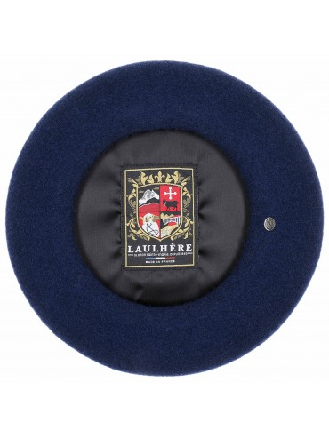 Authentic French Beret Blue