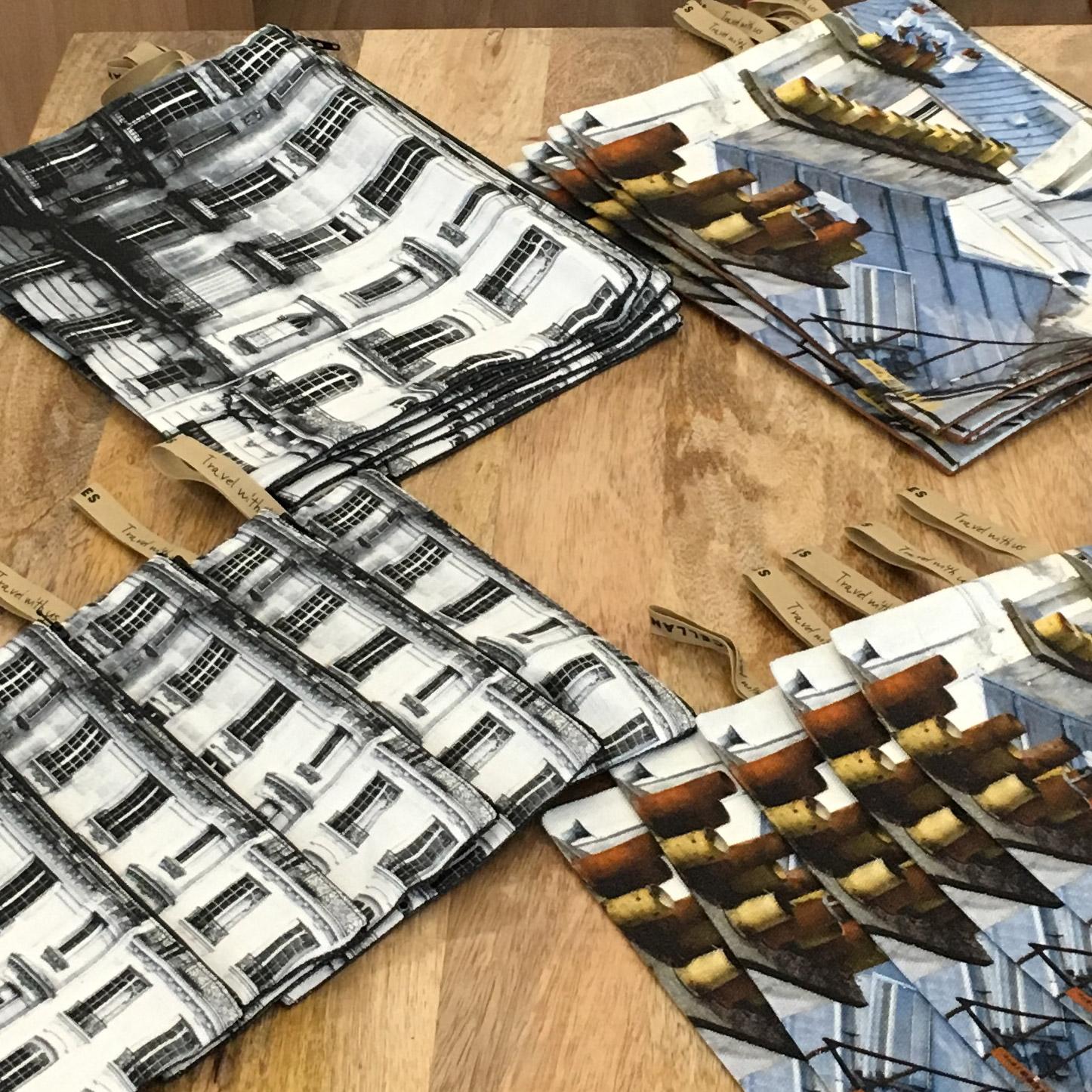 pochettes Made in Paris