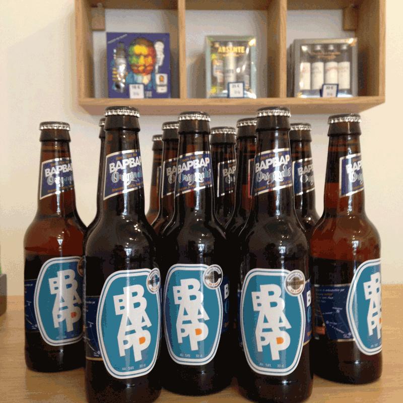 Bière Made in Paris