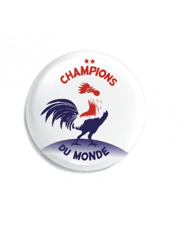 World Champions Magnetic Bottle-opener - Made in France