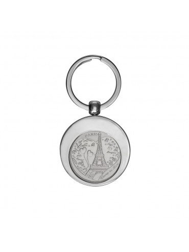 Eiffel Tower Keychain Monnaie de Paris