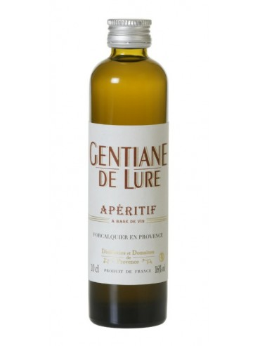 Mignonette of Gentiane de Lure