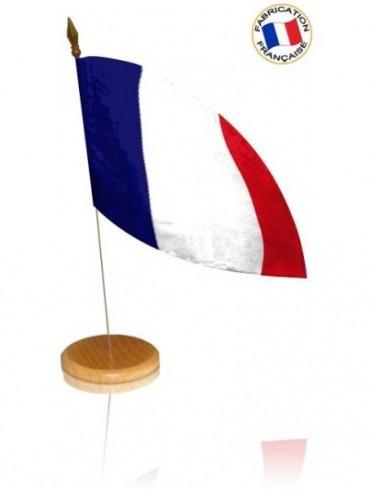 Drapeau de table France