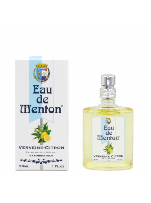 Eau de Menton Vervain and Lemon