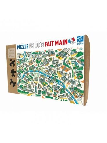 Puzzle Enfants Paris Labytinthe