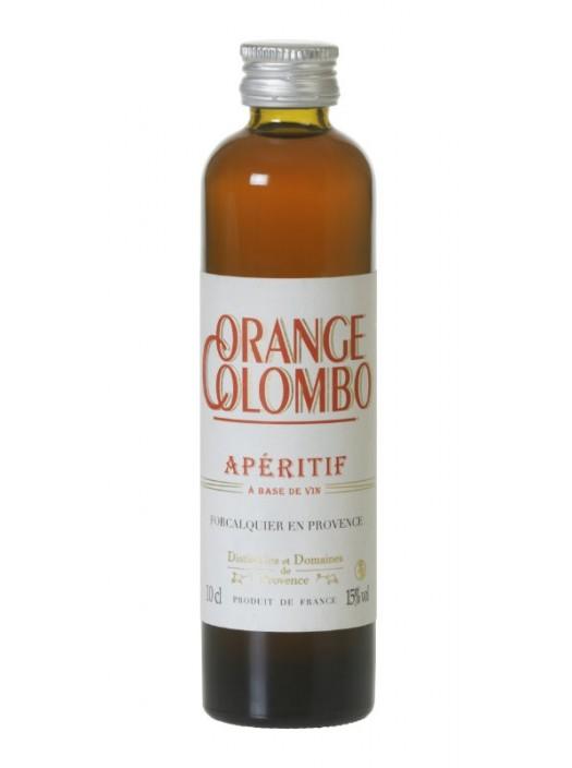 Mignonette Apéritif Orange Colombo