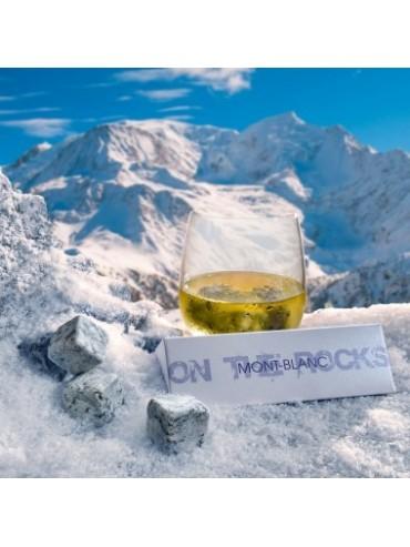3 Glaçons Granit du Mont-Blanc On the Rocks