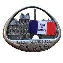 3D Old Paris Magnet