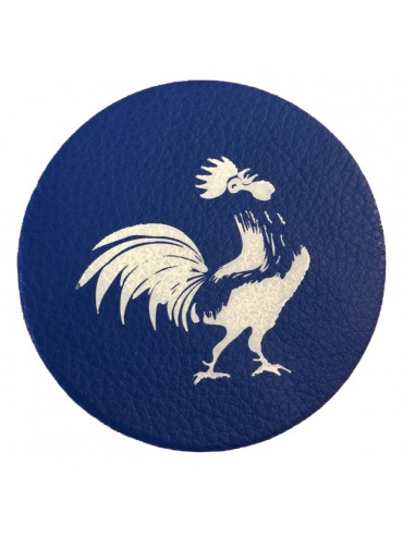 Rooster Glass Coaster