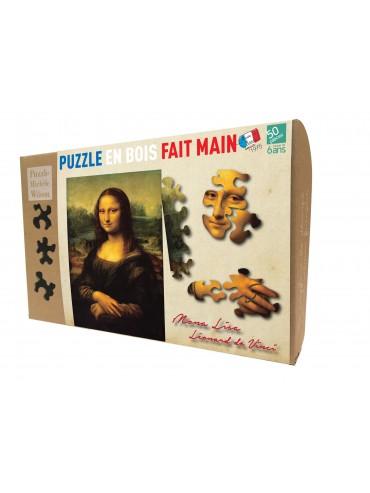 Children Jigsaw Puzzle La Joconde 50 pieces