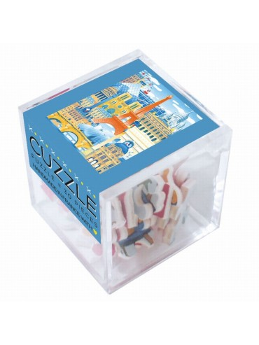 Jigsaw Puzzle Paris en Folie 30 pieces