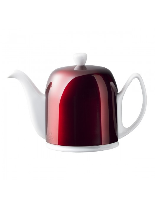 Teapot SALAM 6 Cups - Candy Apple Cloche - DEGRENNE