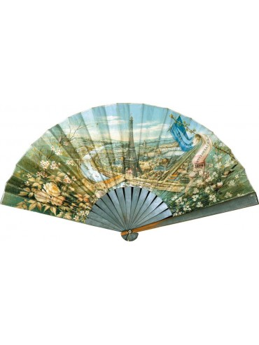 Adult Puzzle 80 pieces Fan World Fair