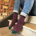 Socks Green/Pink