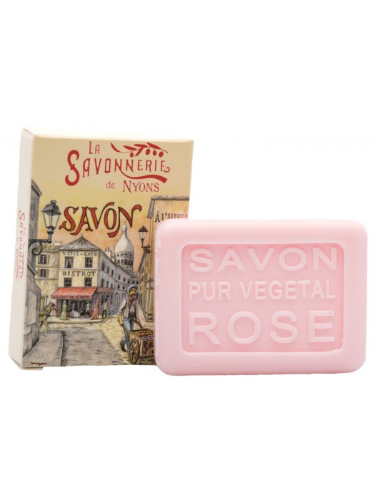 Small Bar of Soap for Guest - Montmartre