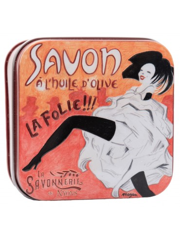 Savon French Cancan