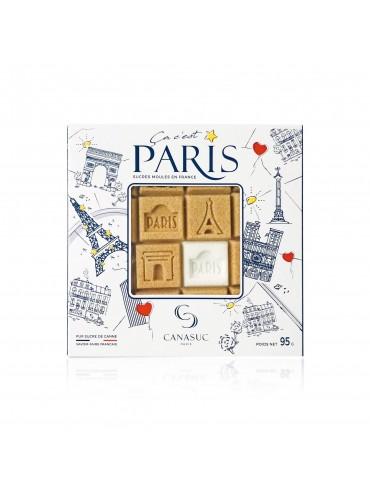 Coffret de Sucres Moulés Paris