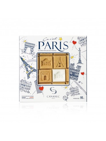 Molded Sugar Box Paris