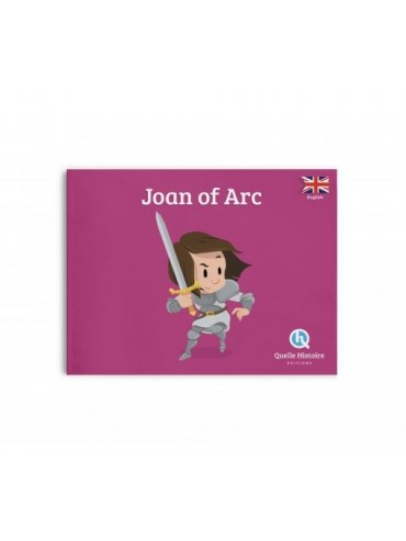 Joan of Arc in English
