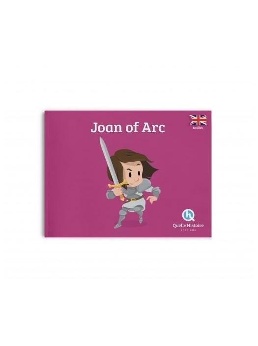 Jeanne d'Arc en Anglais