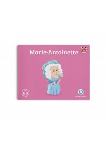 Marie-Antoinette in English