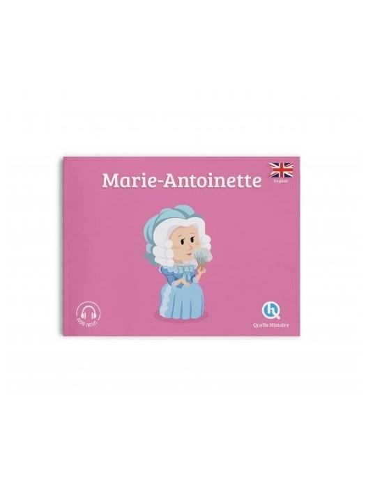 Marie-Antoinette in English