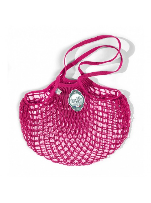 Shopping String Bag Pink