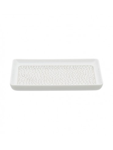 Sushi Dish - Pocket Dish - High Porcelain - DEGRENNE