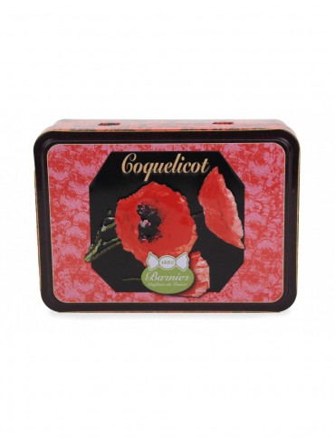 Poppy Candies - Metal Box
