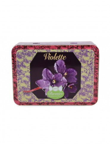 Violet Candies - Metal Box...