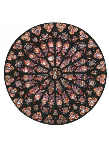 Puzzle Adulte 80 Pièces Rosace Notre-Dame