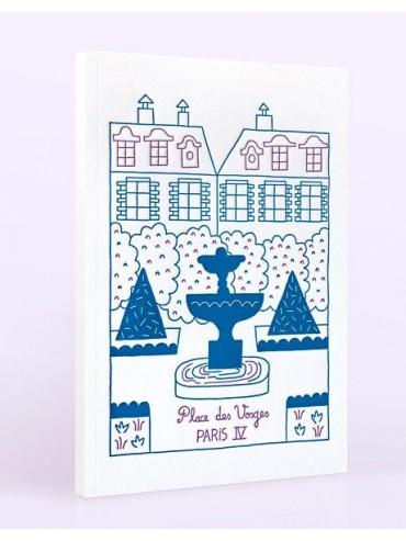 Place des Vosges Notebook