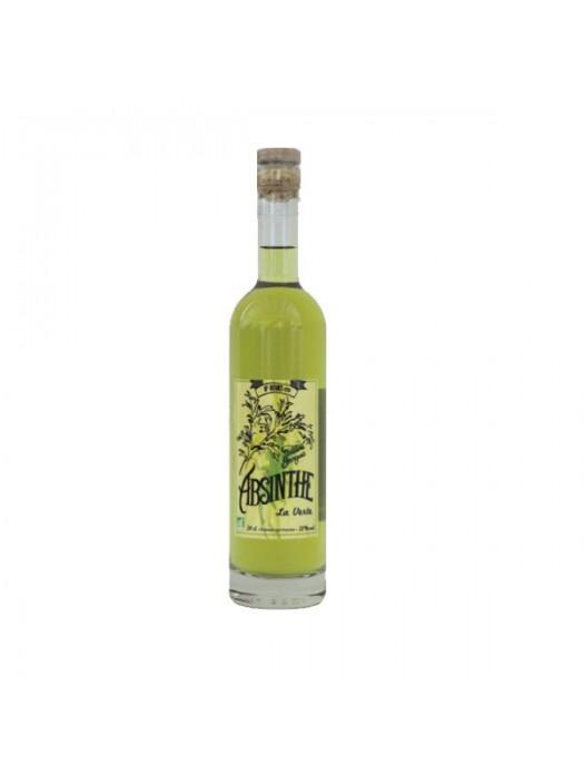 Organic Absinthe La Verte