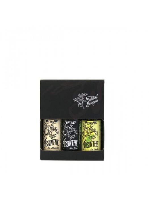Mignonette of Organic Absinthe Box Set