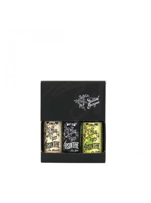 Mignonette of Organic Absinthe Box Set