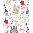 Essuie Lunettes Monuments de Paris