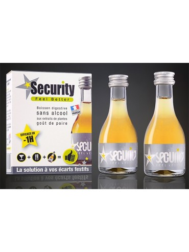 Security Feel Better Pack de 2