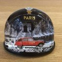 Champs Elysées by 2CV Snow Globe Made in France