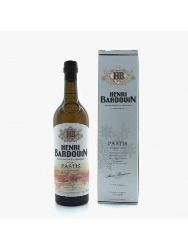 Henri Bardouin Pastis 45% alc/vol 10 cl