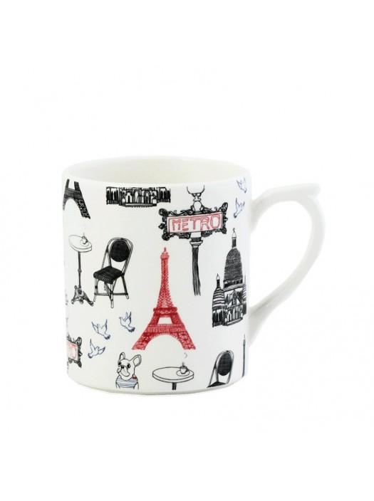 Gien Ca C'est Paris Mug