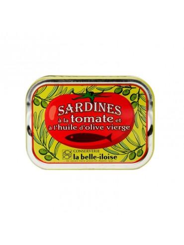 Sardines à la Tomate et à l'Huile d'Olive Vierge