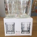 Pack 4 verres à Shot La Rochere