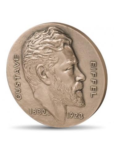 Médaille Monnaie de Paris Gustave Eiffel
